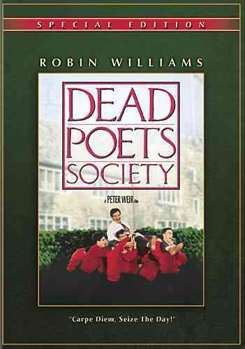 DEAD POETS SOCIETY SPECIAL EDITION BY WILLIAMS,ROBIN (DVD)